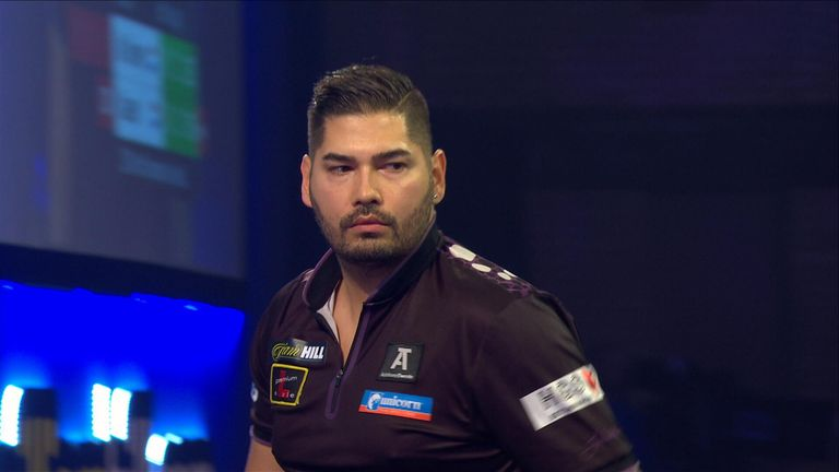 Jelle Klaasen shook Michael van Gerwen with a 116 checkout