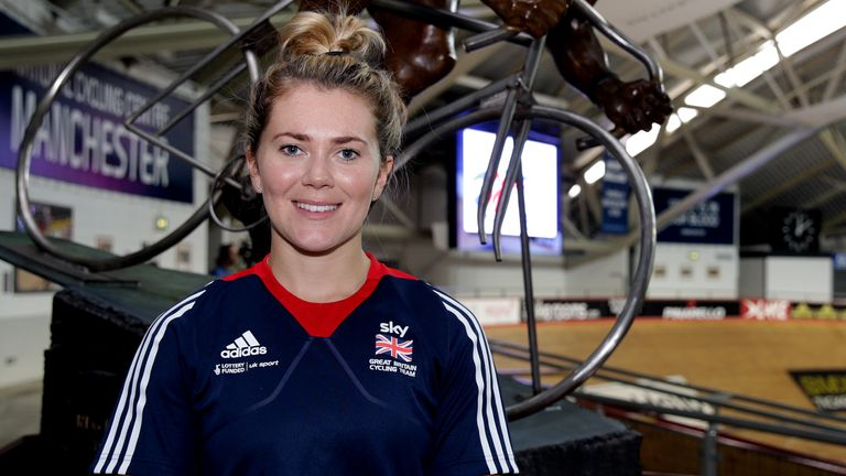 Jess Varnish was dropped from the programme for the 2016 Rio Olympics
