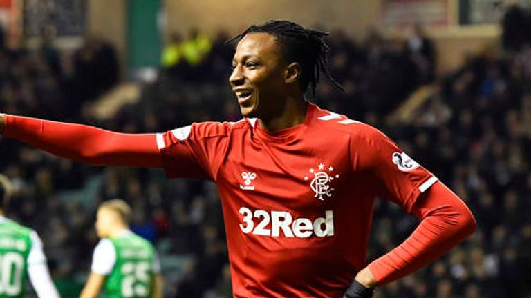 Joe Aribo enjoyed a man of the match performance for Rangers
