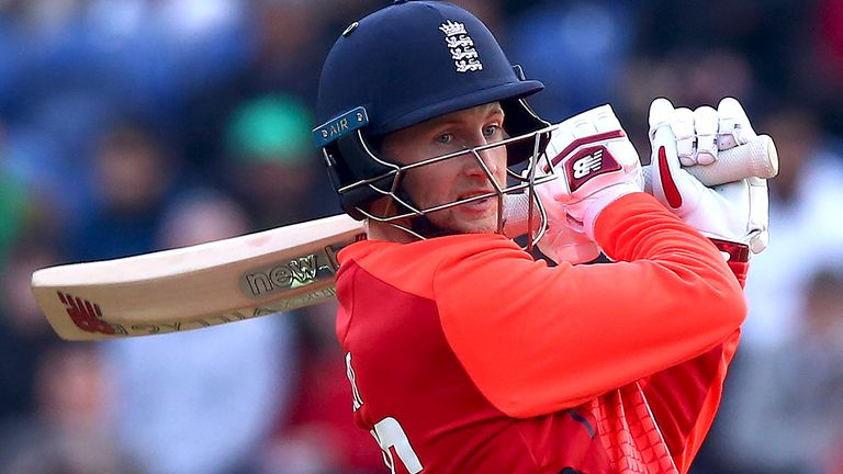Joe Root dropped from England T20 squad for South Africa tour