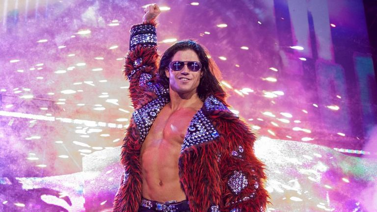 John Morrison is back in WWE after an absence of more than eight years