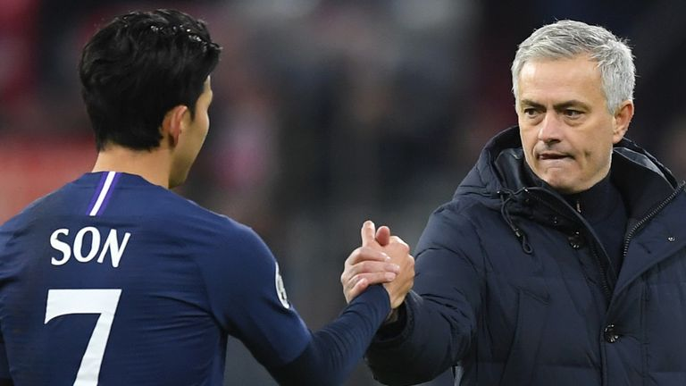 Can Jose Mourinho repeat Spurs' run to the final?