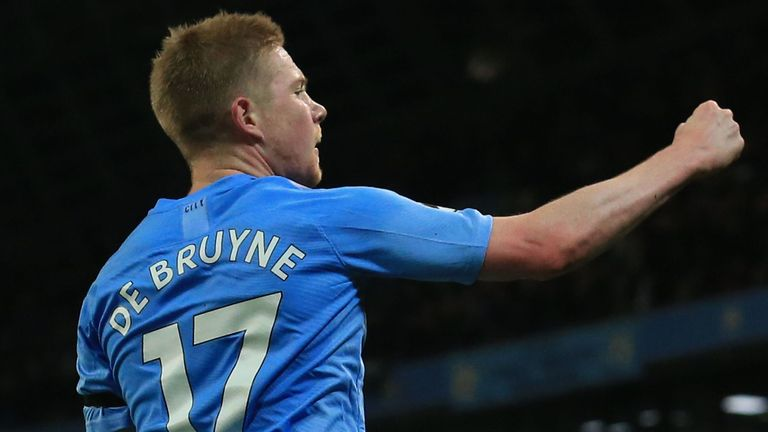 Coronavirus: Pandemic convinces Manchester City star Kevin de Bruyne to extend career