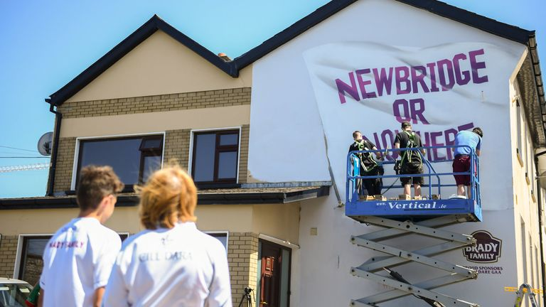 The whole of Kildare was behind the team for what was an inspired display