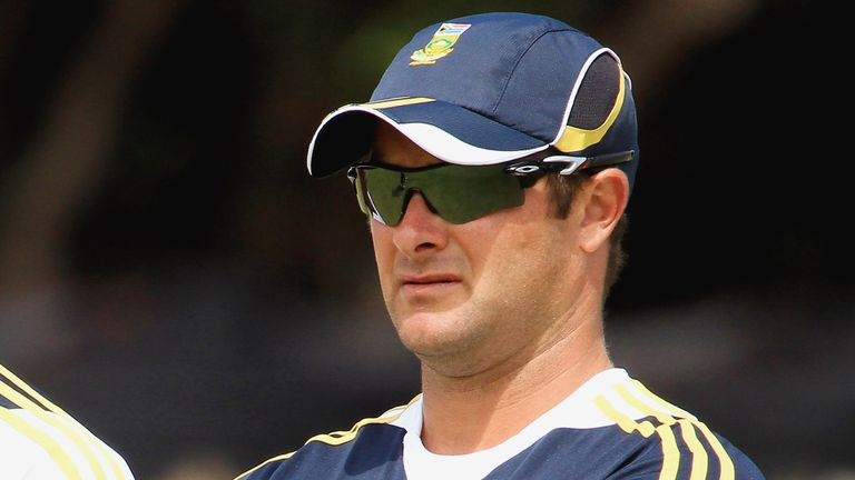 Mark Boucher, South Africa coach