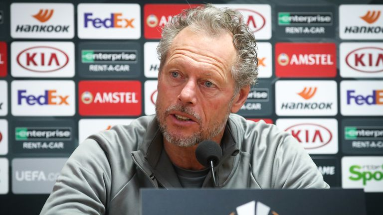 Saka is a tremendous talent, says Ljungberg