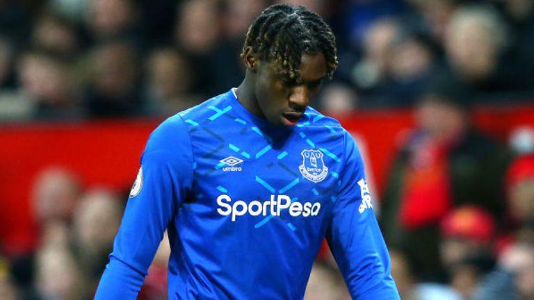 Moise Kean will hope to kick-start his Everton career under Ancelotti