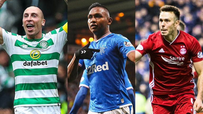 scottish team of decade selections image - don't use until cleared by sahil