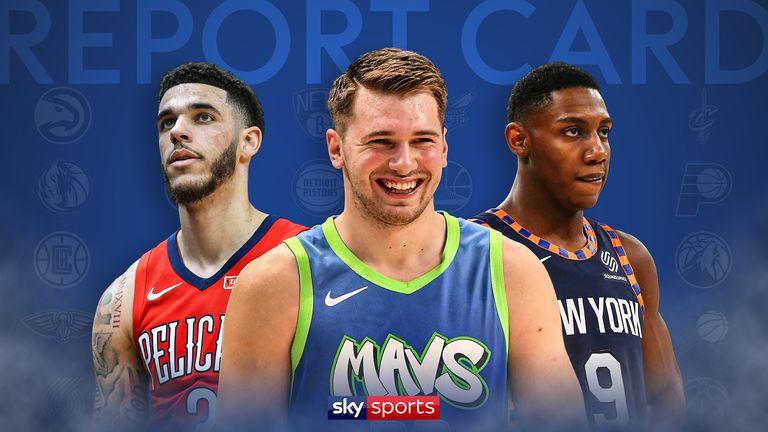 NBA Report Card - Pelicans, Mavs and Knicks