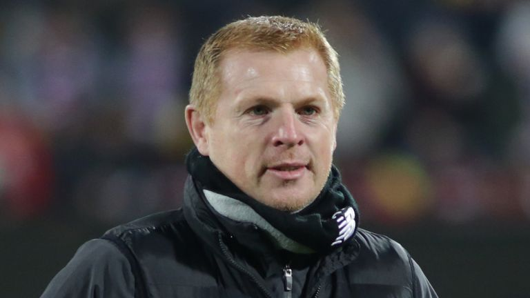 Neil Lennon is satisfied with the Europa League draw which has paired Celtic with Copenhagen