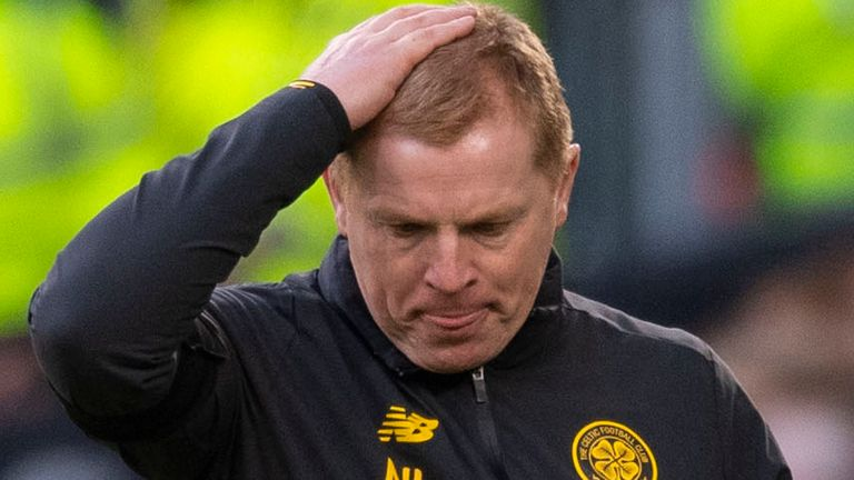 Celtic manager Neil Lennon says it is 'game on' in the title race