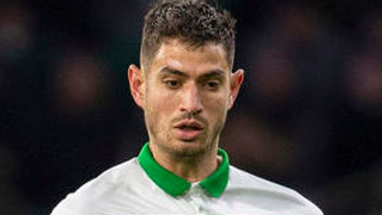 Nir Bitton has made 21 appearances for Celtic this season under Neil Lennon