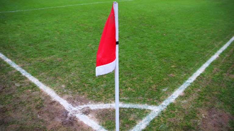The Football Association says no official decision has been made yet on whether to cancel some non-League football