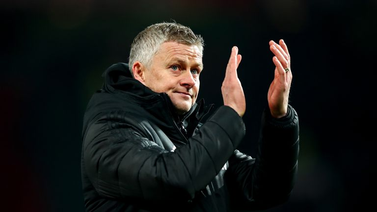 Manchester United have won one of their last four Premier League games