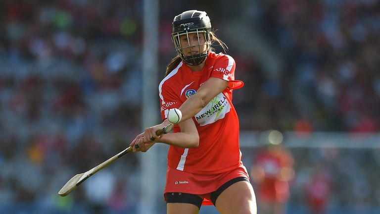 Orla Cotter has been a key member of the Cork panel in recent times