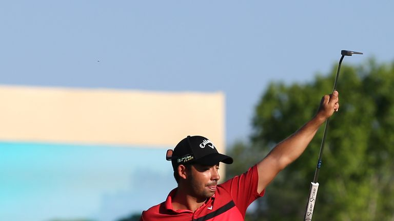 Larrazabal posted a three-over 75 on the final day