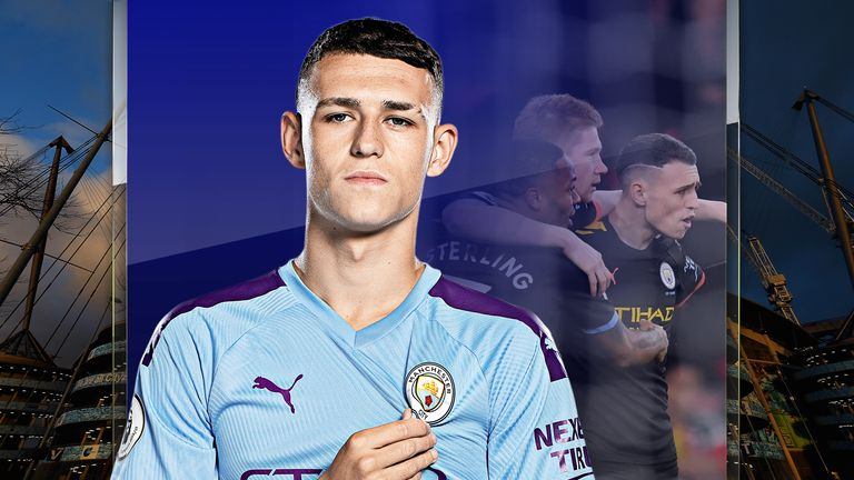 Phil Foden produced a strong performance against Arsenal
