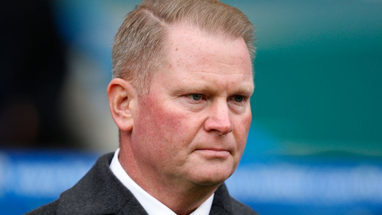 Huddersfield chairman Phil Hodgkinson says people in football are not willing to deal with the financial issues affecting clubs