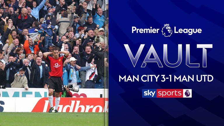 PL Vault Manchester City 3-1 Manchester United