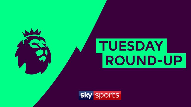Tuesday round up