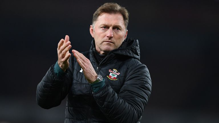 Southampton are currently 18th in the Premier League, two points from safety