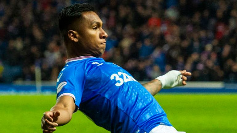 Morelos has scored 28 goals in all competitions this season