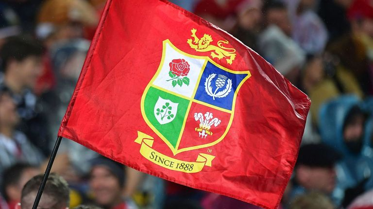 The British and Irish Lions have never played in Scotland