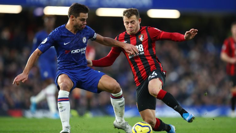 Ryan Fraser is another winger linked with a move to league leaders Liverpool