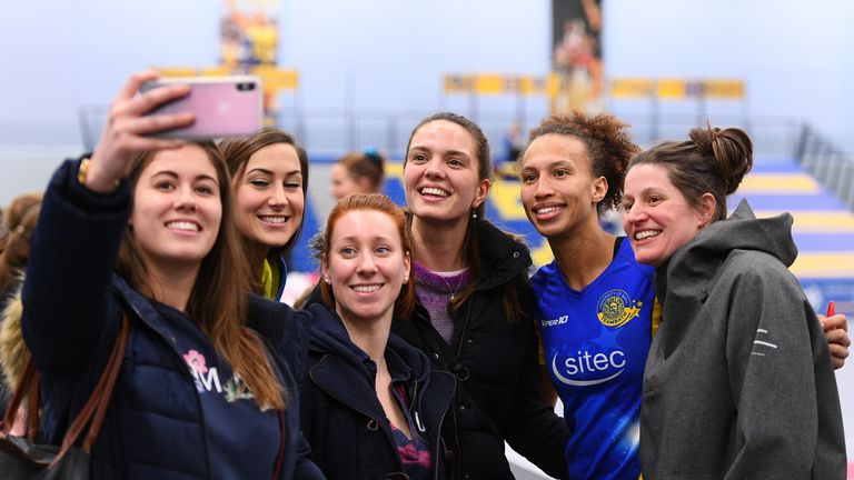 Serena Guthrie will be watching on this season as she takes a well-earned break from netball