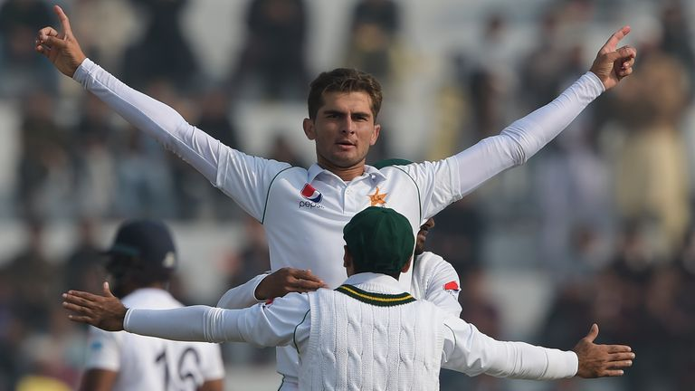 England's top-order should beware the skill and guile of Shaheen Shah Afridi
