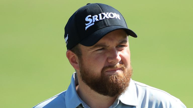 Shane Lowry hasn't played competitively since the DP World Tour Championship