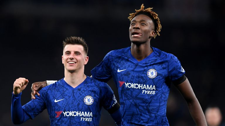 Chelsea's youthful squad is deemed the fifth-most valuable in Europe