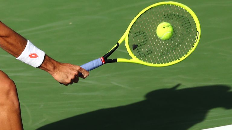 Tennis Scotland chief executive Blane Dodds has welcomed the easing of lockdown restrictions