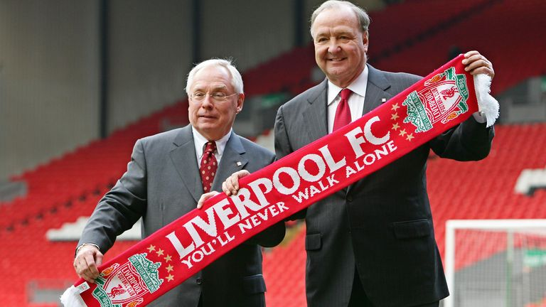 Gillett and Hicks took over Liverpool in 2007 but the relationship soon went sour
