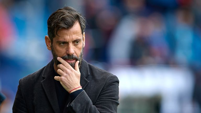 Quique Sanchez Flores has left Watford after just 85 days in charge of the club