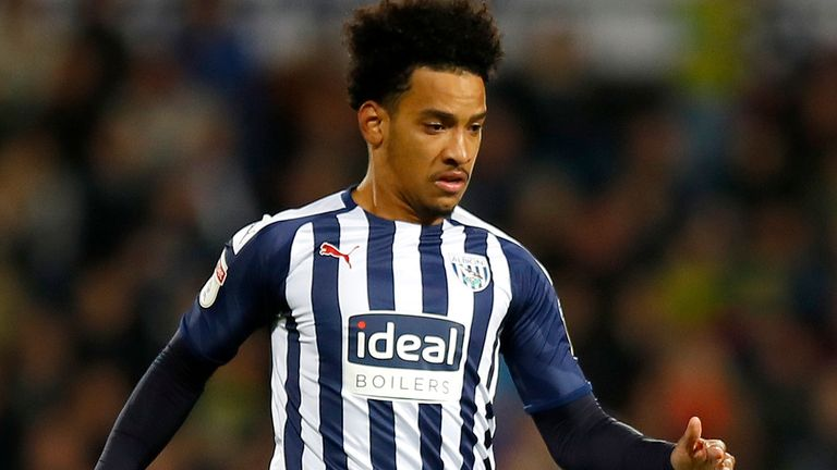 West Brom's Matheus Pereira has produced 10 assists and found the net five times during his loan spell from Sporting Lisbon