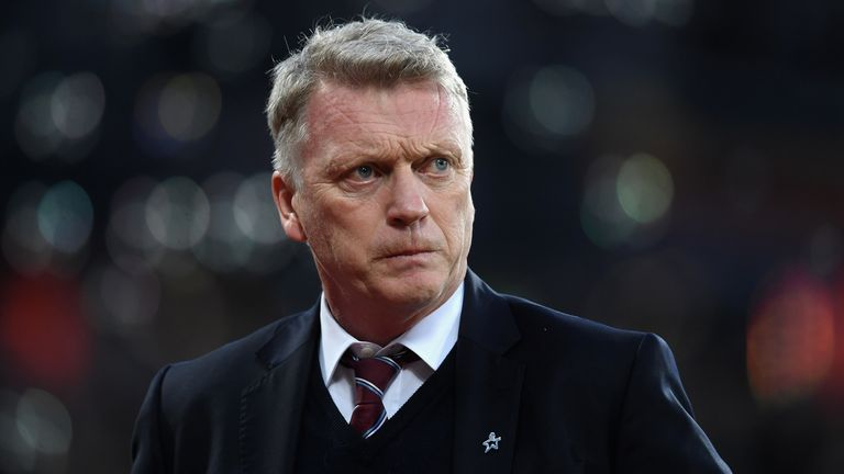David Moyes returns to the London Stadium on an 18-month deal