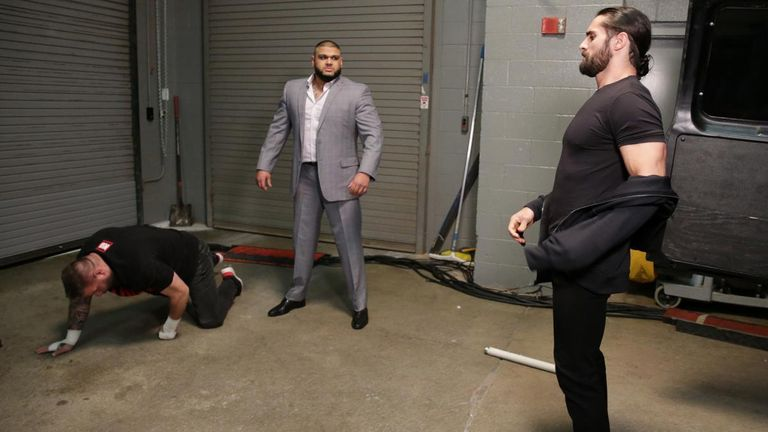 WWE OAP