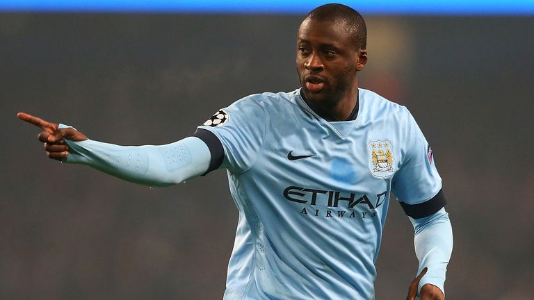 Yaya Toure believes an increase in fan stupidity is behind more racism in football.