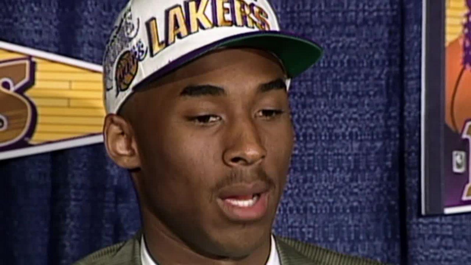 Remembering Kobe