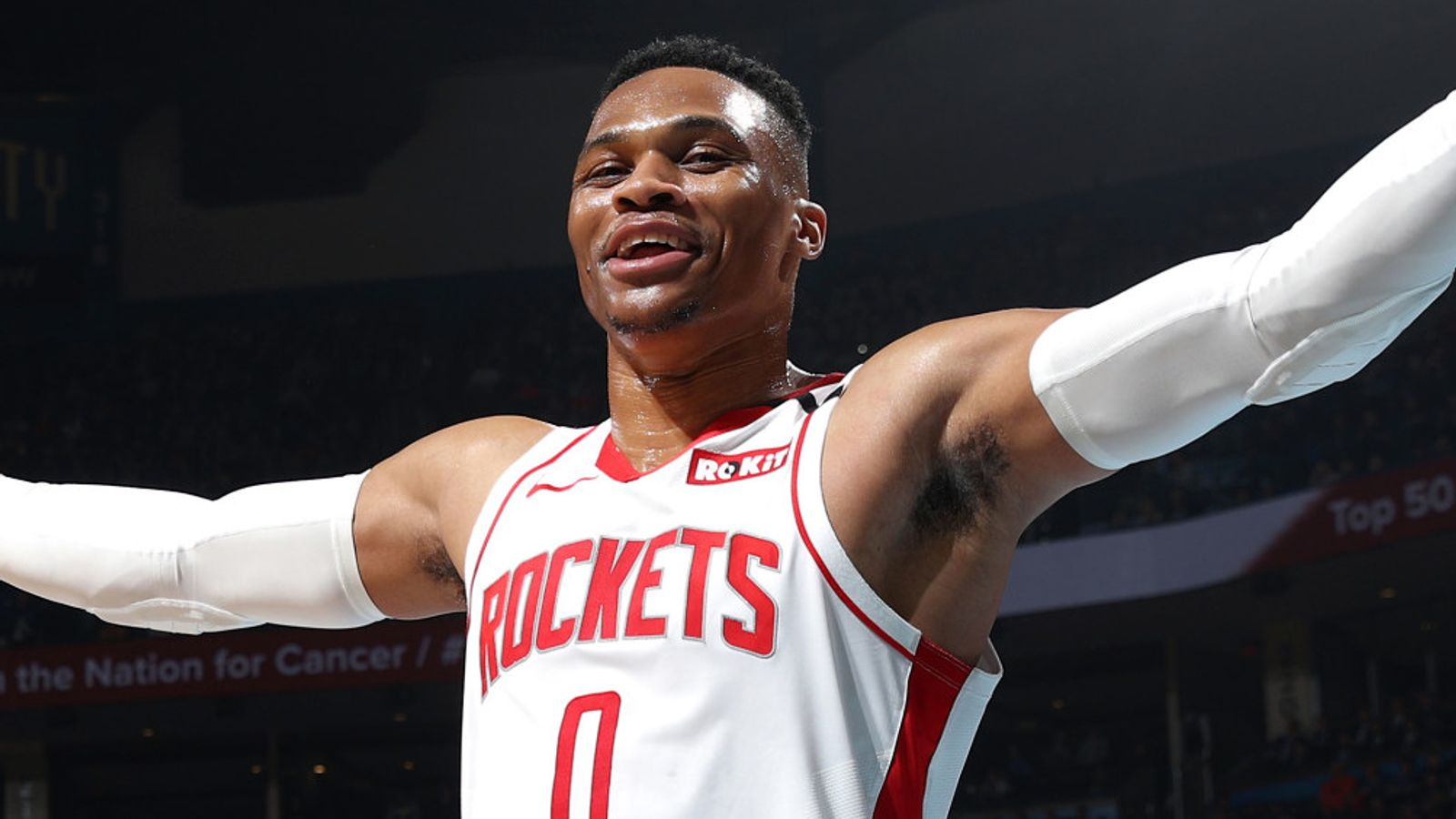 Russell Westbrook has quickly adapted to thrive with efficiency in Houston, says Mike Tuck