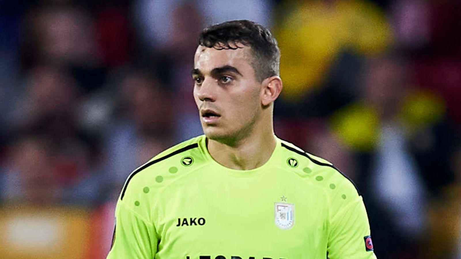 Daniel Sinani: el delantero internacional de Luxemburgo acuerda la transferencia de Norwich | Noticias de futbol 7