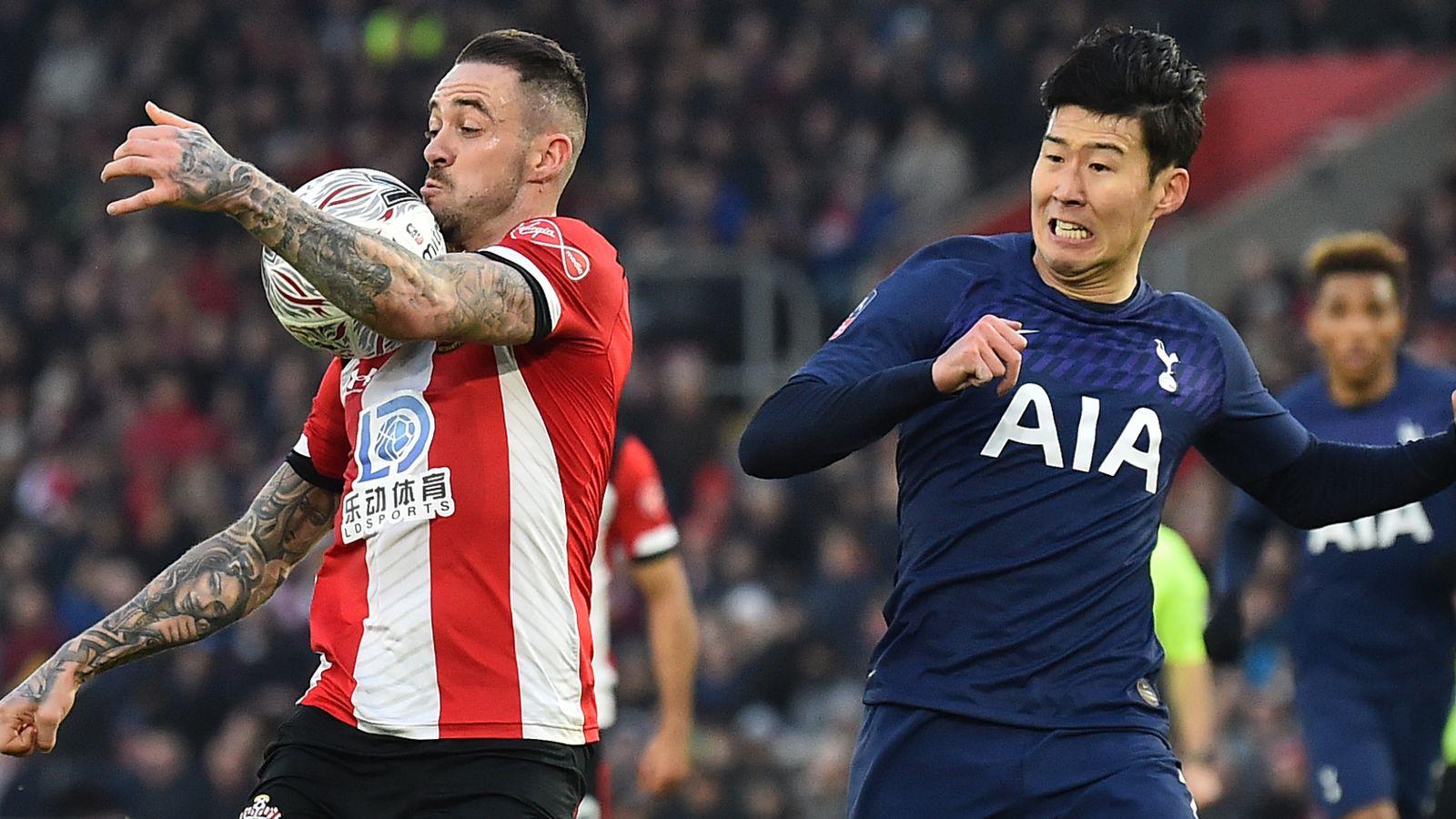 Southampton 1-1 Tottenham: Sofiane Boufal late equaliser earns Saints replay