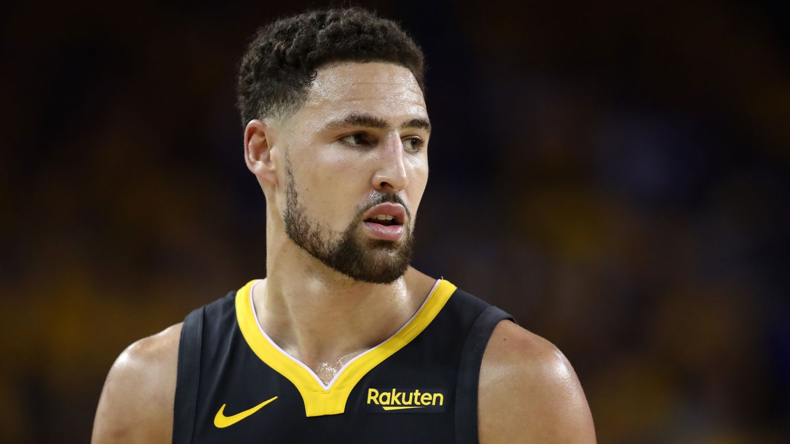 Klay Thompson's status unclear until Golden State Warriors are back together