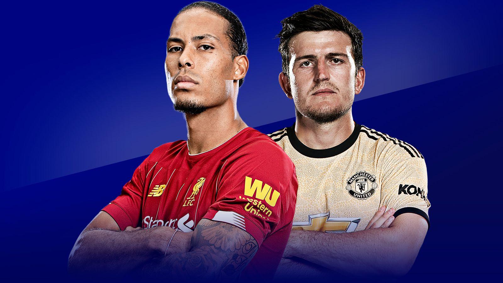 Premier League Team of the Season: Sky Sports users' XI revealed - Sky Sports