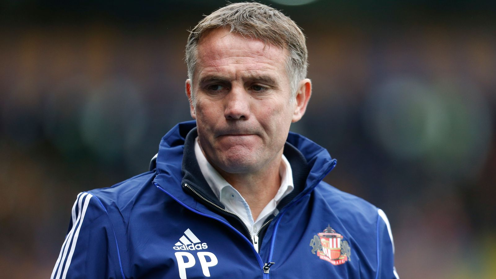 Phil Parkinson: Sunderland part company with manager | Football News | Sky  Sports