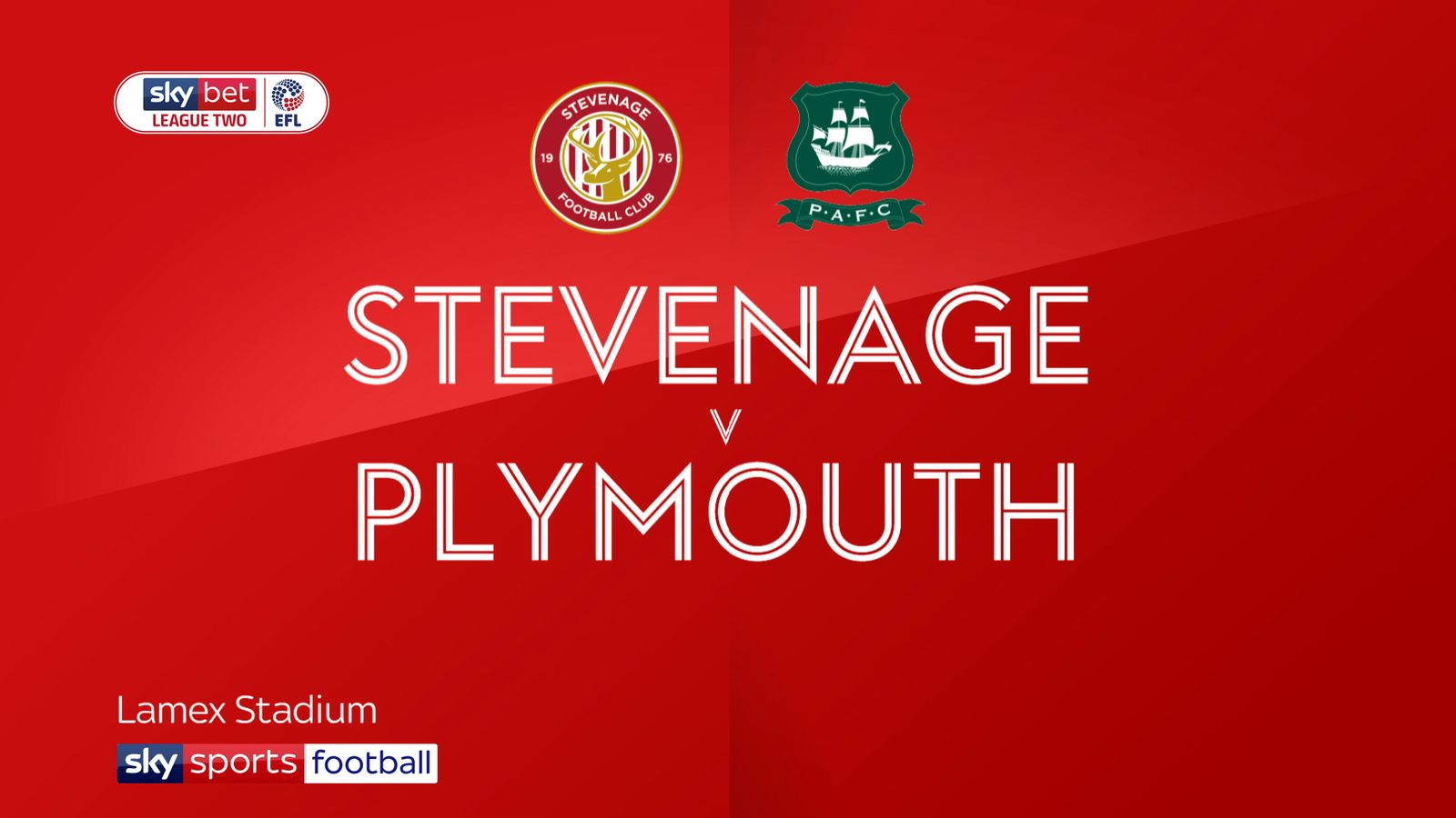 Stevenage 1-2 Plymouth: Argyle hold on after floodlight failure