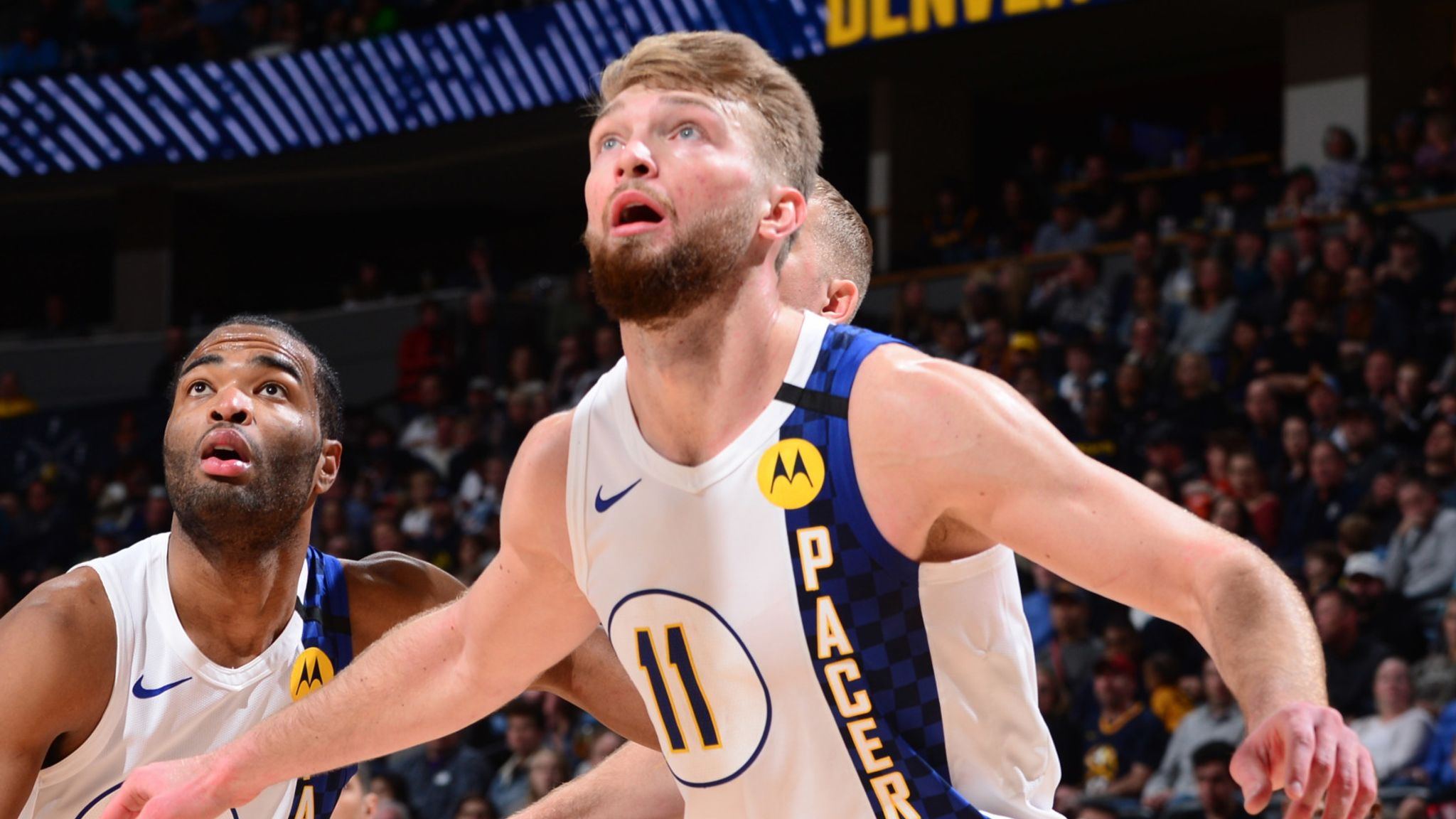 Domantas Sabonis hits triple-double as Pacers rally past Nuggets for fifth straight win