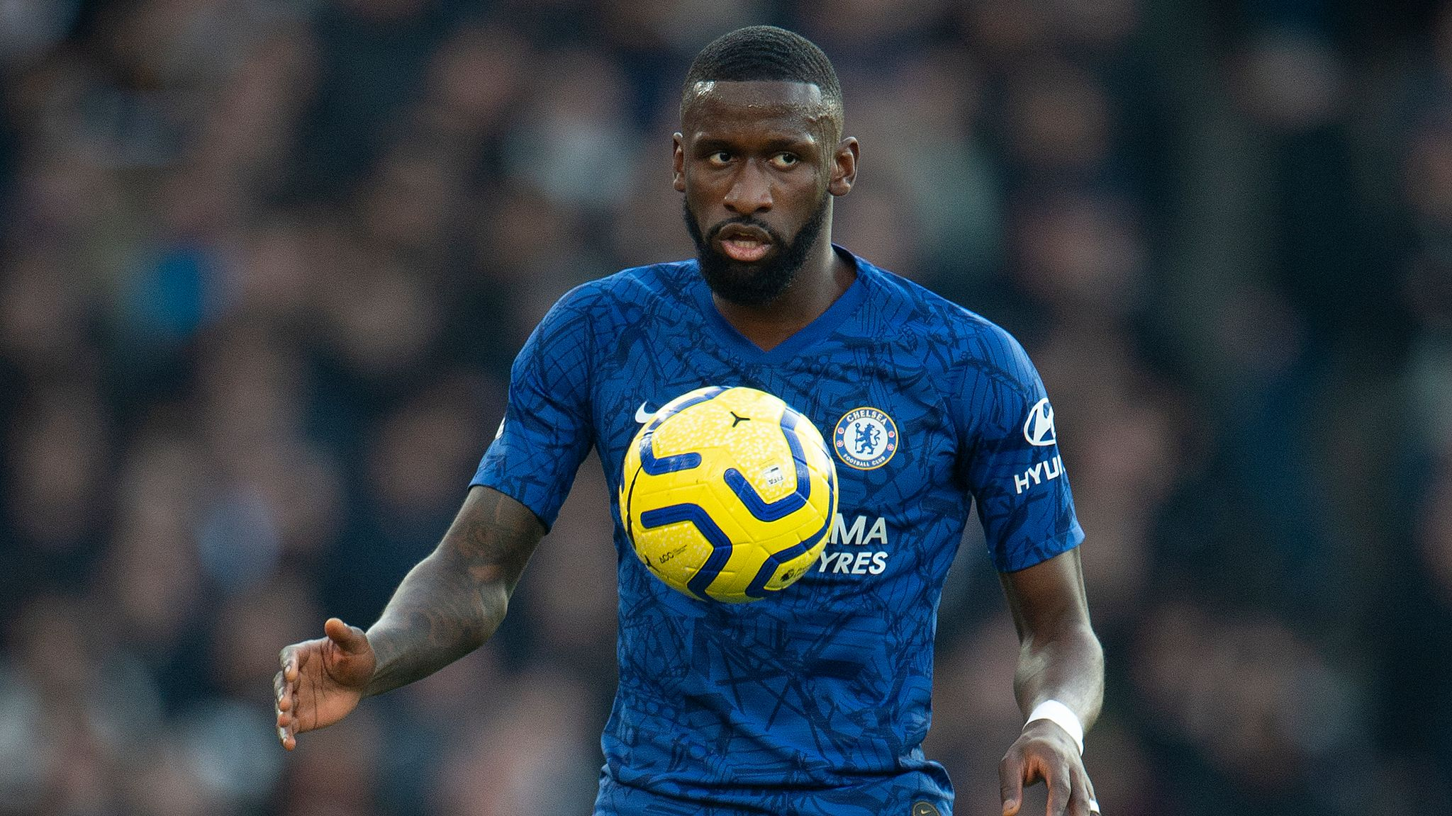 Antonio Rudiger: Chelsea defender will continue to speak out about ...