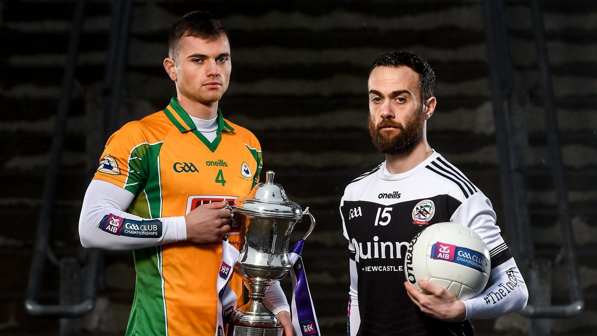 GAA All-Ireland club finals LIVE! Ballyhale Shamrocks vs Borris-Ileigh, Corofin vs Kilcoo